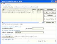 Advanced 2 Pages Per Sheet PDF Merger