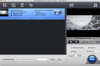 WinX WebM Video Converter for Mac