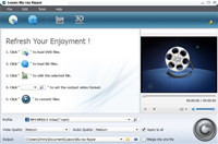 Leawo Blu-ray to AVI Converter