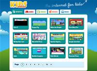 Kids Online Browser
