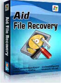 Aidfile free data recovery software screenshot medium