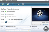 Leawo MP4 to FLV Converter