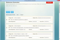 Dr Essay Reference Generator