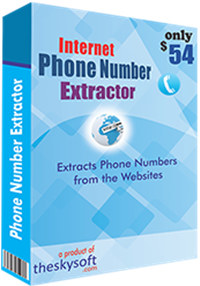 Internet Phone Number Grabber