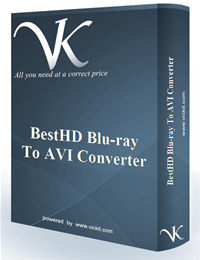 BestHD Blu-ray To AVI Converter
