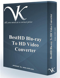 BestHD Blu-ray To HD Video Converter