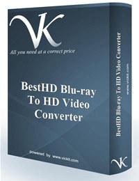 BestHD Blu-ray To HD Video Converter