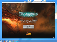 Dragons of Atlantis for Pokki screenshot medium