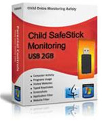 Child SafeStick Monitoring Device