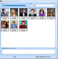 Student Attendance Recorder Software