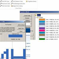 W3 PowerPoint Color Picker