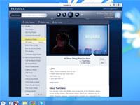 Pandora App for Pokki