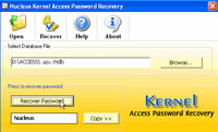 Recover Access MDB Password