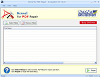 PDF File Fixer screenshot medium