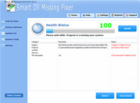 Smart Dll Missing Fixer Pro screenshot medium