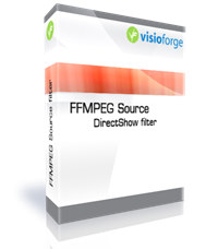 VisioForge FFMPEG Source DirectShow screenshot medium