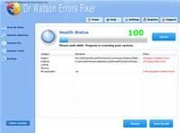 Smart Dr Watson Errors Fixer Pro