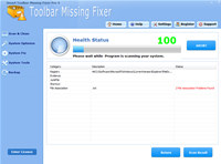 Smart Toolbar Missing Fixer Pro screenshot medium