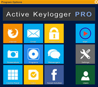 Active Keylogger Pro screenshot medium
