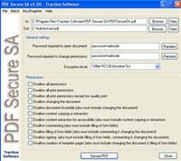 PDF Secure SA