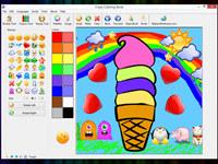 Crazy Coloring Book