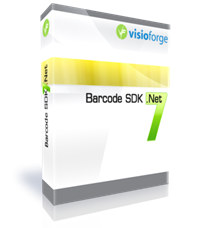 VisioForge Barcode SDK .Net