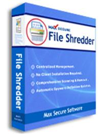 Max File Shredder