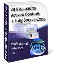 VB 6.0 AS ActiveX Controls with Source