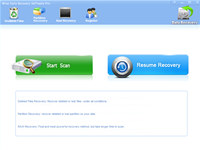 Wise Data Recovery Software screenshot medium