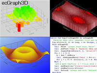 Graph3D for Visual Basic 6