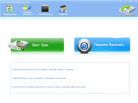 Wise Hard Disk Recovery screenshot medium