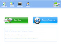 Wise Disk Recovery Tool screenshot medium