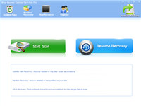 Wise Recover Deleted Partition screenshot medium