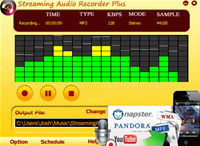 Streaming Audio Recorder Plus