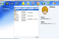 Mac Android Contacts to iPhone Transfer