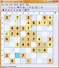 SudokuDragon