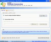 Outlook PST Converter