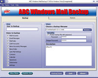 ABC Windows Mail Backup