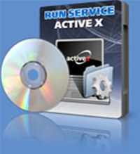 Run Service ActiveX