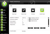 AMITI Antivirus screenshot medium