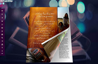 Mashup 2 Style Theme for 3D Book