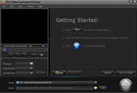 Free FLV Video Converter Factory