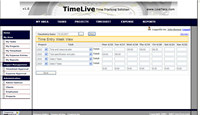 Time software