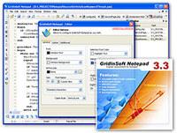 GridinSoft Notepad