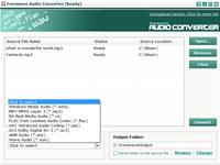 Forewave Audio Converter