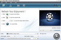 Leawo MP4 to WMV Converter