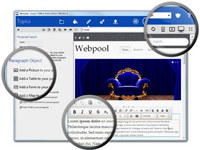 TOWeb screenshot medium