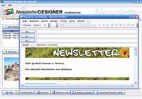 NewsletterDesigner pro