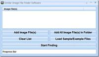 Similar Image File Finder Software