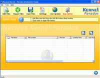 Kernel Paradox - File Repair Software